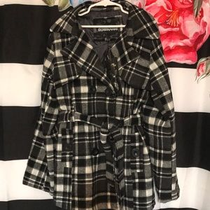 Plaid jacket